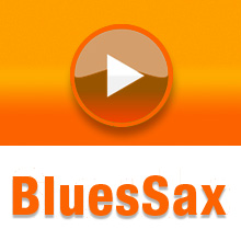 Blues Saxophon