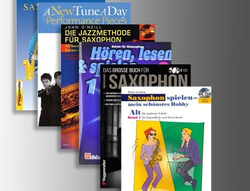 Saxophon spielen – dein schönstes Hobby?