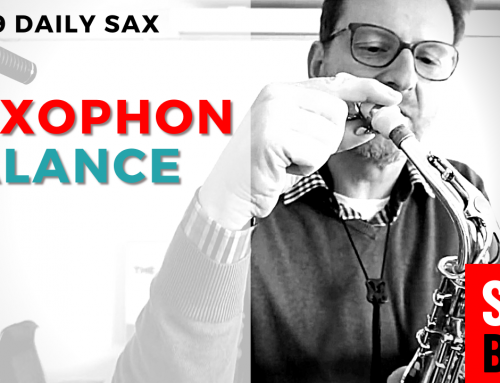 209 Saxophon Balance – DailySax