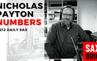 Nicholas Payton Numbers