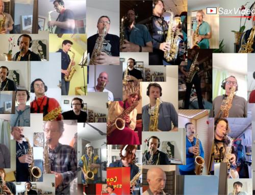 217 Mission Impossible Challenge – Saxophon-Orchester – Das ist mal wirklich ein Ding! DailySax #217