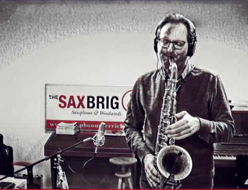 221 My Foolish Heart (Victor Young) – Tenor Saxophon Bernd von Saxbrig 221